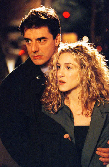 Mr Big, Carrie Bradshaw, Chris Noth, Sarah Jessica Parker, Sex and the City, Seks w wielkim mieście
