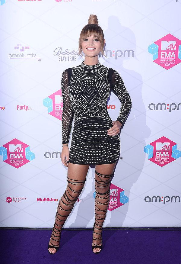MTV EMA Pre-Party, Honorata Skarbek Honey