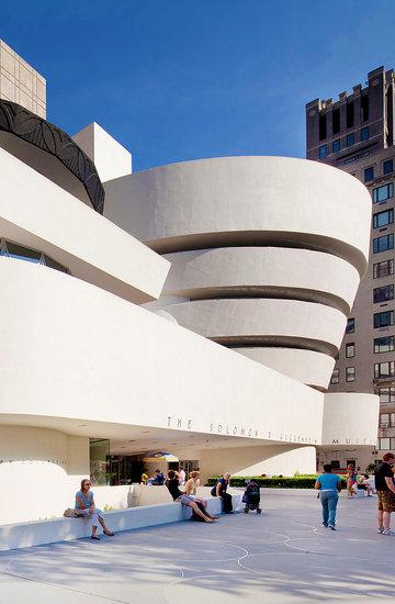 Muzuem Guggenheima, Frank Lloyd Wright
