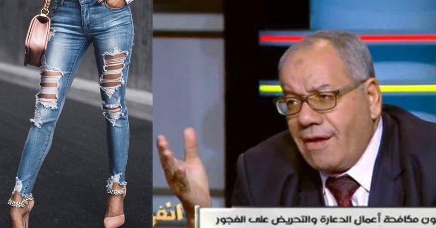 """Skandaliczna wypowiedź egipskiego prawnika: """"Gwałcenie"""