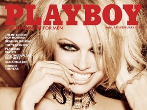 Naga Pamela Anderson