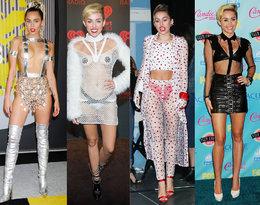 Miley Cyrus obchodzi dziś 27. urodziny! Zobaczcie jej najbardziej kontrowersyjne kreacje!