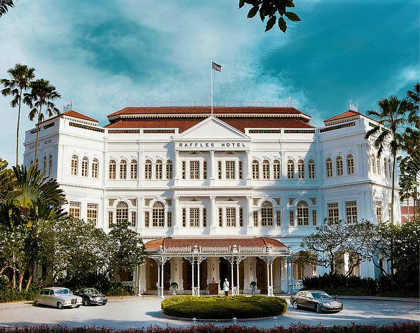 Najdroższe renowacje hoteli