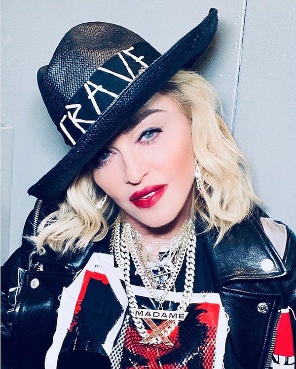 Najdroższe zabiegi gwiazd Madonna