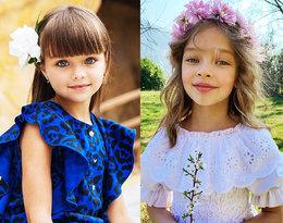 Duże oczy, proporcjonalne rysy twarzy i dziecięcy urok...