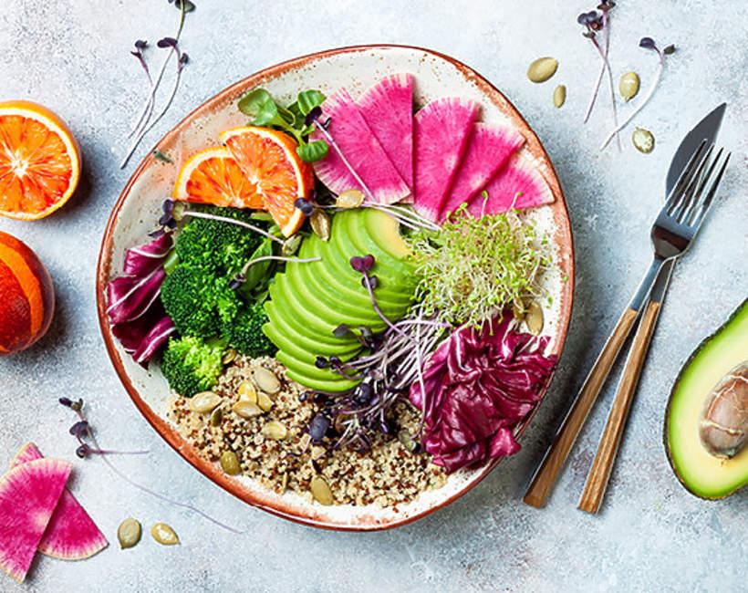 najlepsze diety na wiosnę 2021