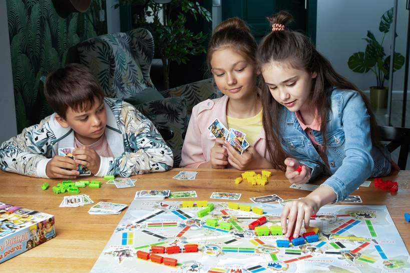 Najlepsze gry dla najmłodszych - Rebel