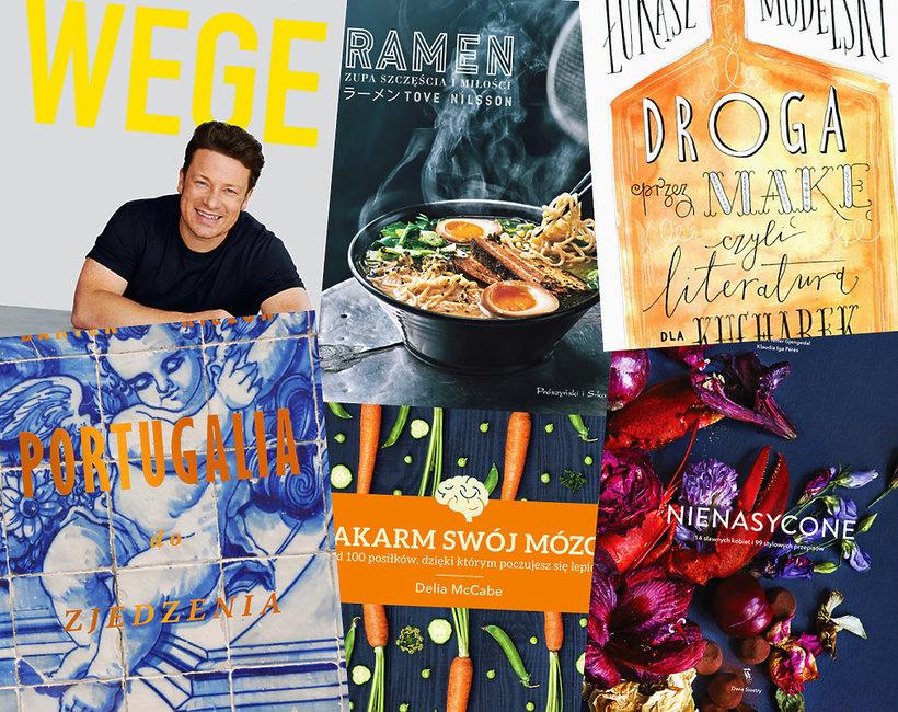 Najlepsze książki kulinarne premiery nowości jesień 2019