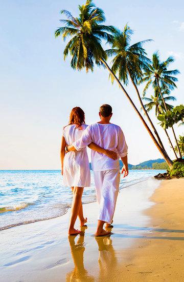 Najlepsze miejsca na miesiąc miodowy