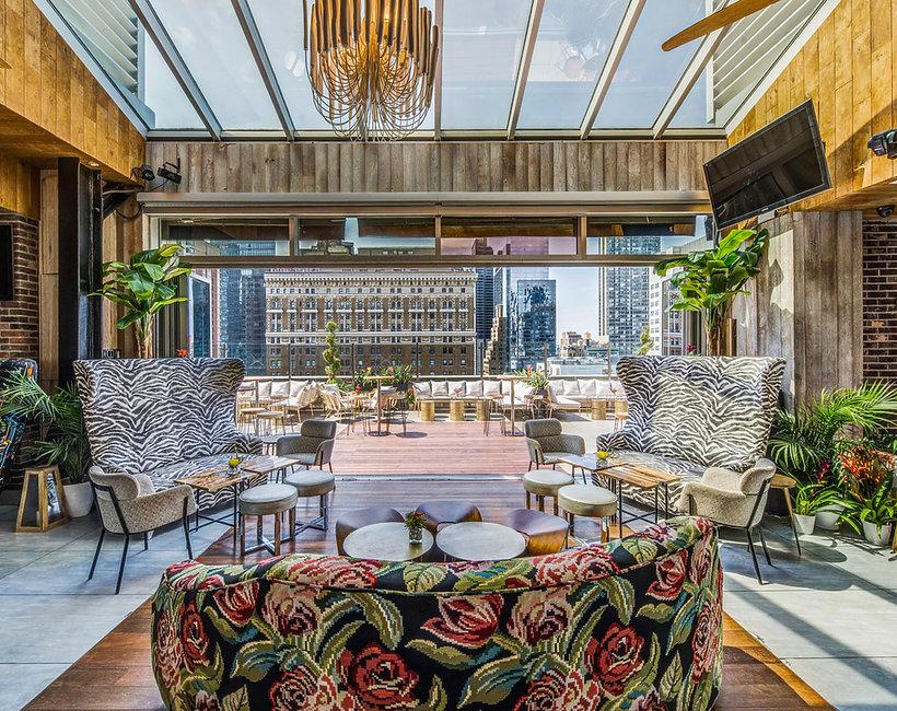 Najlepsze rooftop bary w Nowym Jorku, gdzie pójść, przewodnik