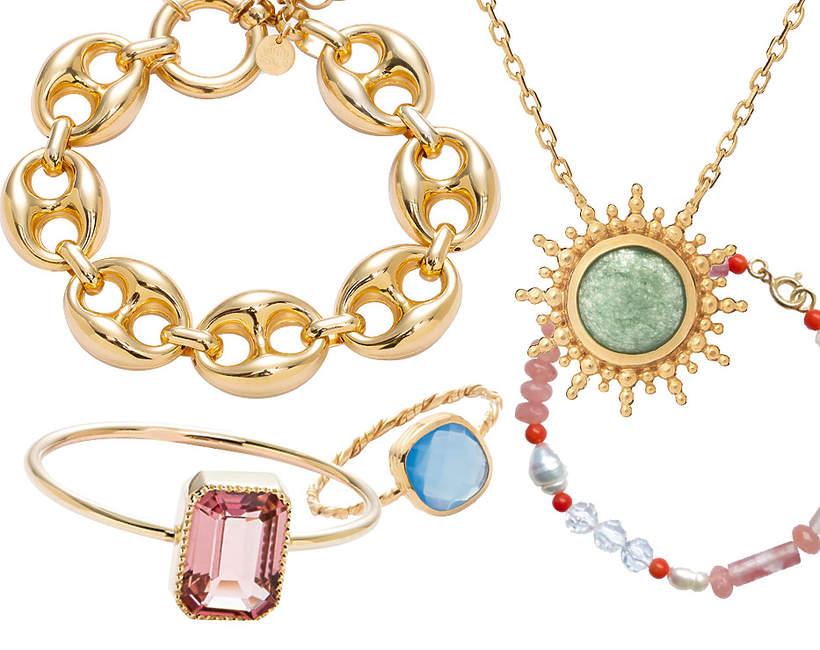 Najmodniejsza biżuteria na wiosnę i lato 2021