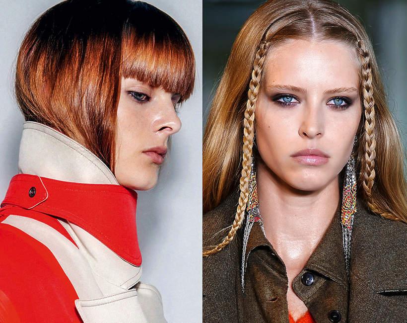najmodniejsze fryzury na jesień 2021