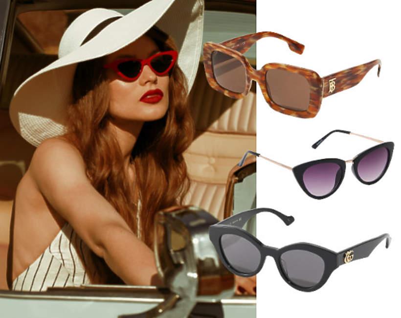 Najmodniejsze okulary na lato 2021