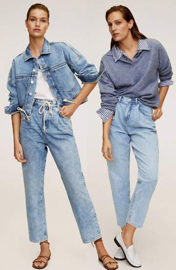 dzinsowe-sukienki-spodnie-kurtki-Mango-promocja