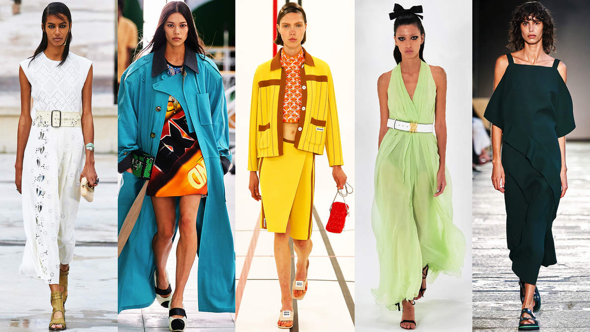 najmodniejsze ubrania na wiosnę 2021
