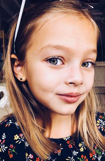 Najpiękniejsza dziewczynka jamnik