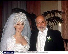 Najpiękniejsze Śluby Gwiazd Celine Dion