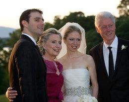 Najpiękniejsze Śluby Gwiazd Chelsea Clinton