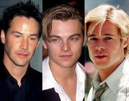 DiCaprio, Pitt, LeBlanc... Oto najprzystojniejsi aktorzy lat 90.