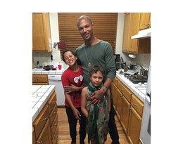 Najprzystojniejszy więzień świata, Jeremy Meeks z synami