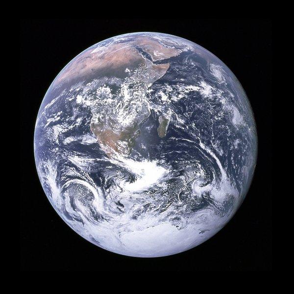 najsłynniejsze zdjęcie Ziemi
