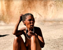 Namibia oczami Agaty Olejniczak-Nowak