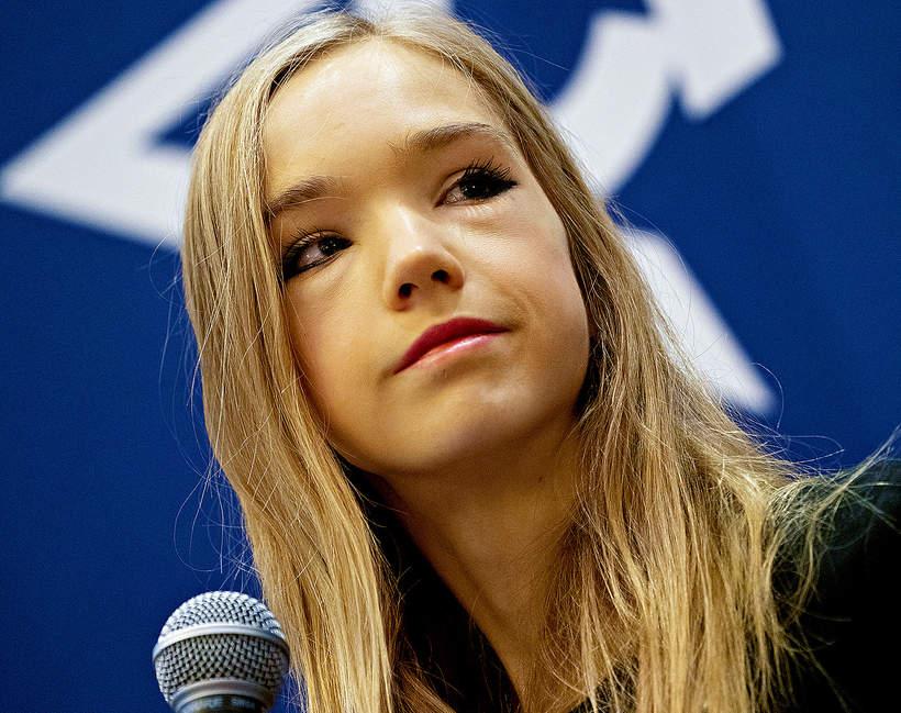 Naomi Seibt, anty Greta Thunberg