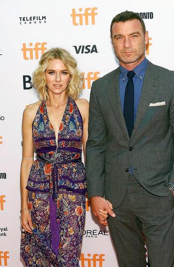 Naomi Watts i Liev Schreiber