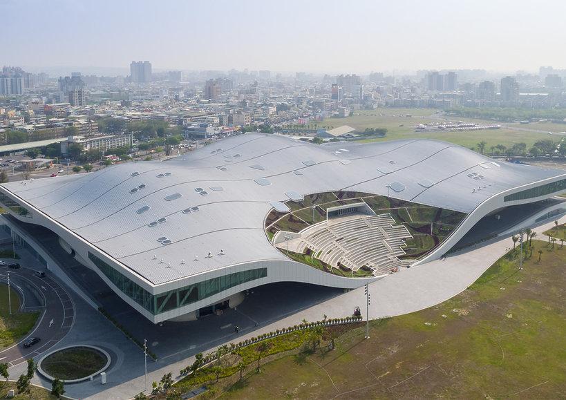narodowe centrum sztuki, tajwan