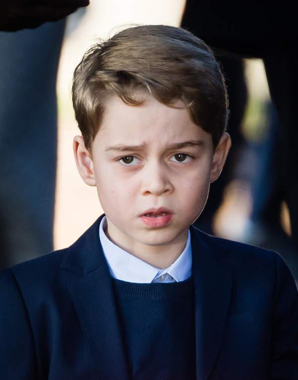 Następcy brytyjskiego tronu: książę George