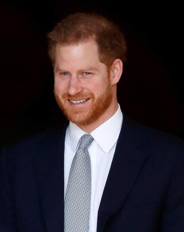 Następcy brytyjskiego tronu: książę Harry