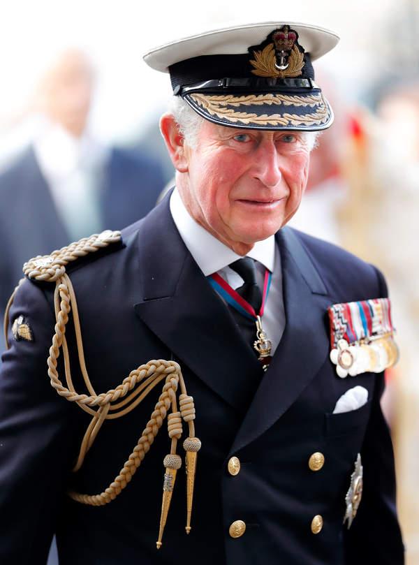 Następcy brytyjskiego tronu: książę Karol