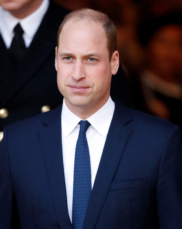 Następcy brytyjskiego tronu: książę William