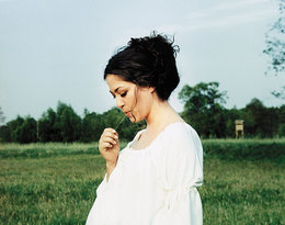 Natalia Kukulska w ciąży