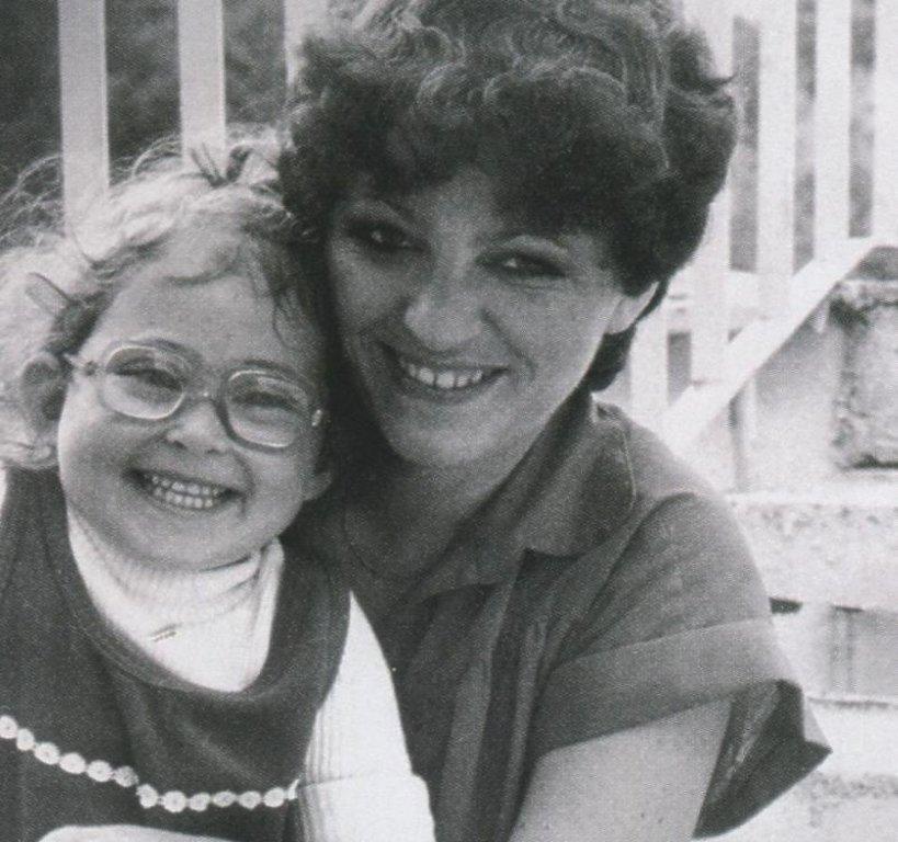 Natalia Kukulska w dzieciństwie