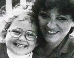 Natalia Kukulska z mamą