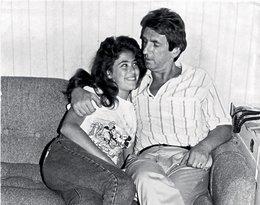 Natalia Kukulska z ojcem Jarosławem Kukulskim