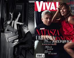 Natasza Urbańska szczerze o pierwszym spotkaniu z Januszem Józefowiczem