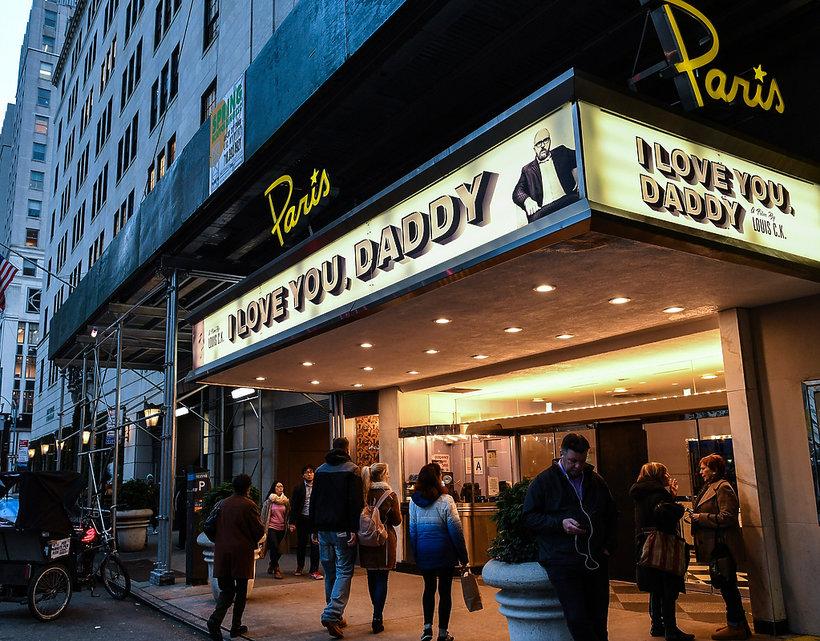 Netflix, Paris Theatre w Nowym Jorku