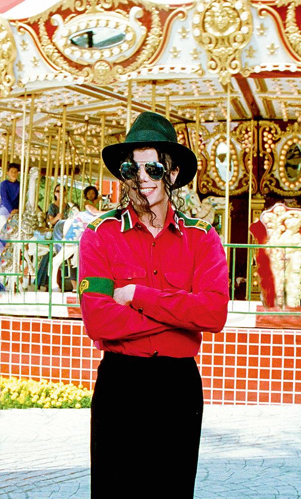 Neverland, Michael Jackson