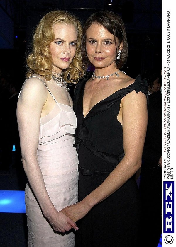 Nicole Kidman i Antonina Kidman