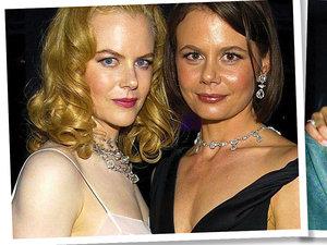Nicole Kidman i Antonina Kidman, Jennifer Lopez i Leslie Lopez