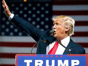 Nicole Kidman i Donald Trump