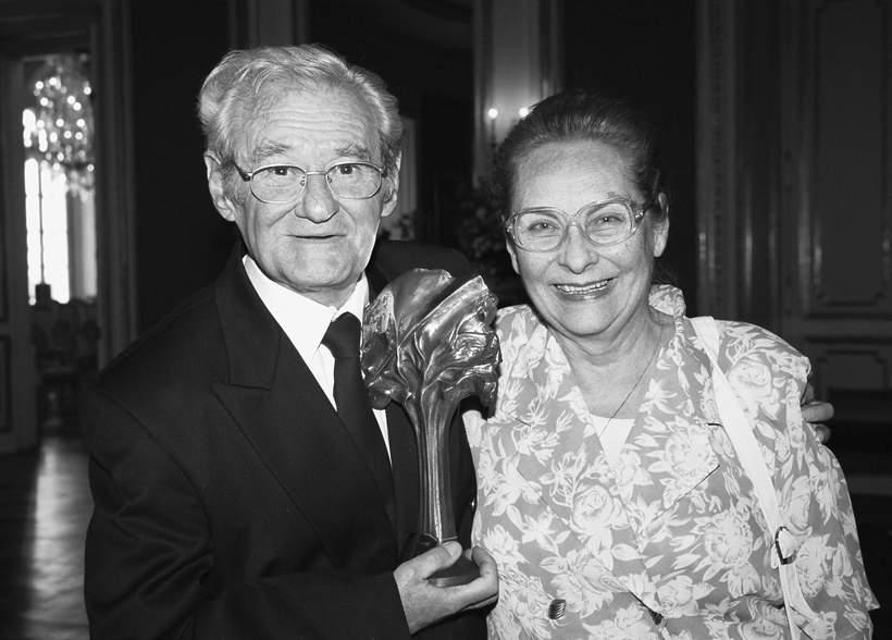 Nie żyje Aniela Świderska, wdowa po Bronisławie Pawliku
