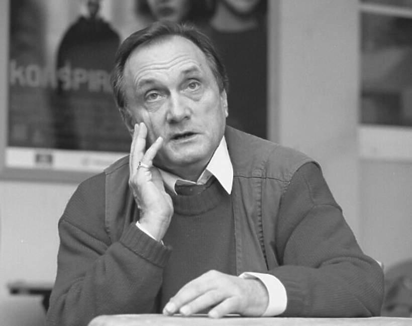 Nie żyje Krzysztof Gradowski