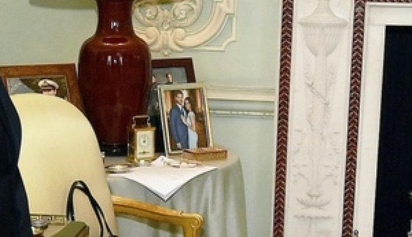 niepublikowane dotąd zdjęcie księcia Harry'ego i księżnej Meghan