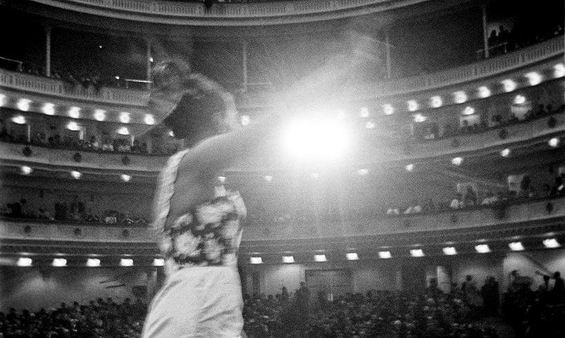 Nina Simone na scenie