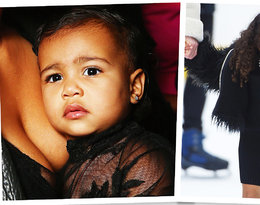 North West córka Kim Kardashian