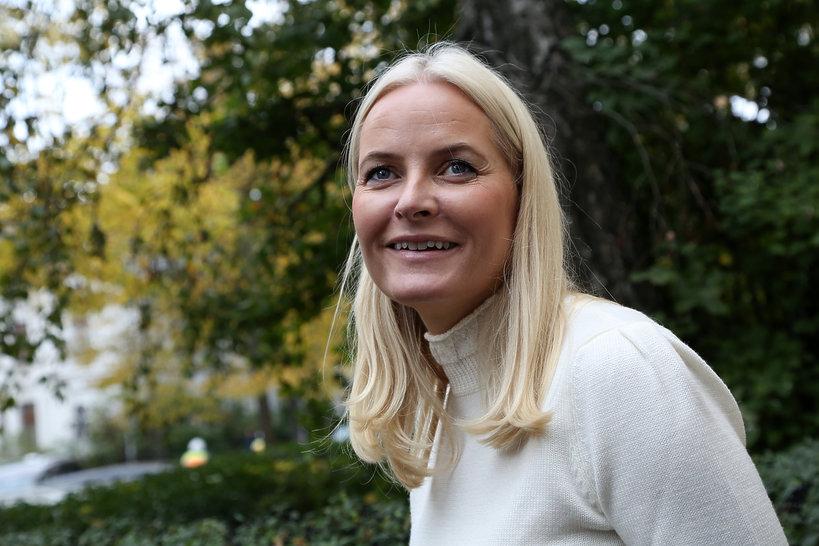 Norweska księżna Mette-Marit