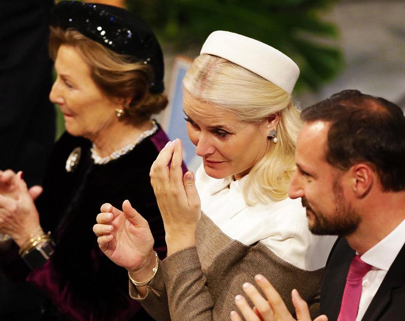 Norweska księżna Mette-Marit, norweska rodzina królewska